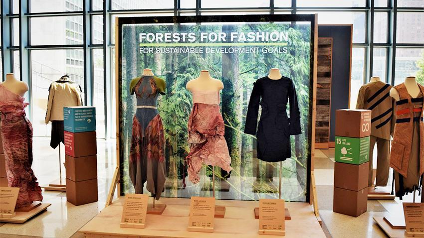 PEFC Forests For Fashion moda sostenible