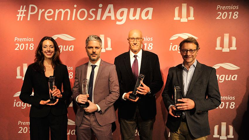 Premios iAgua Fundacion We are water