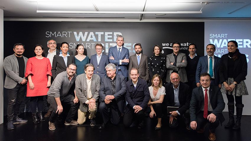 We Are Water Jornadas Smartwater Smartcities Madrid