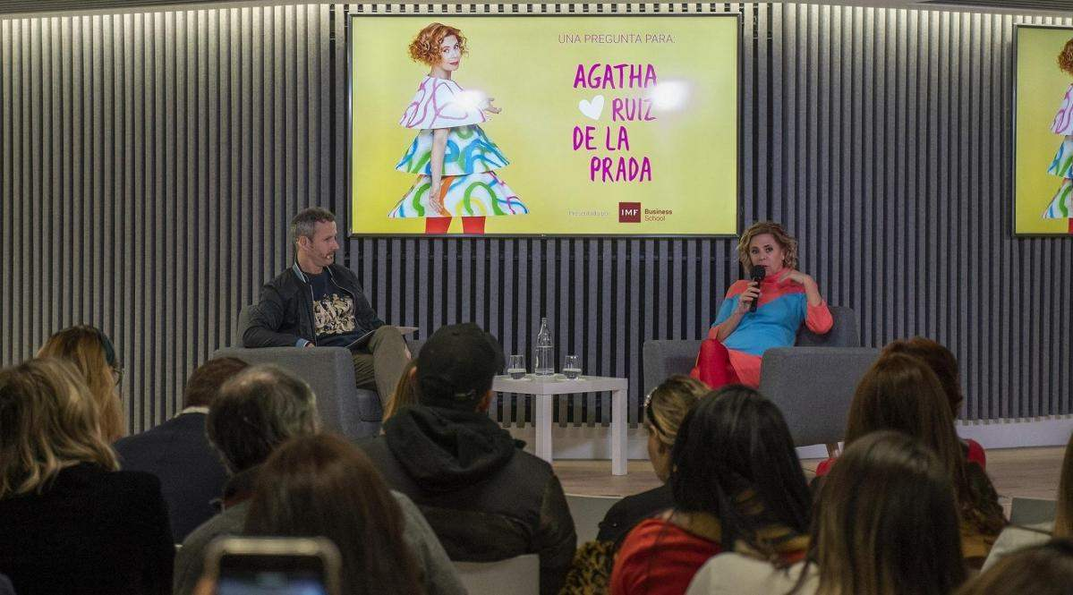 IMF Business School Agatha Ruiz Prada
