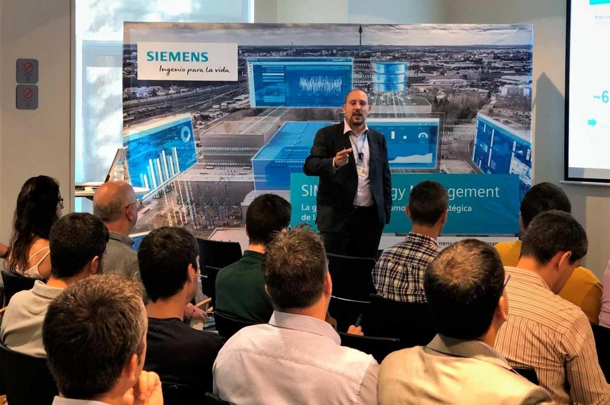 Siemens Barcelona Energy Management PRO