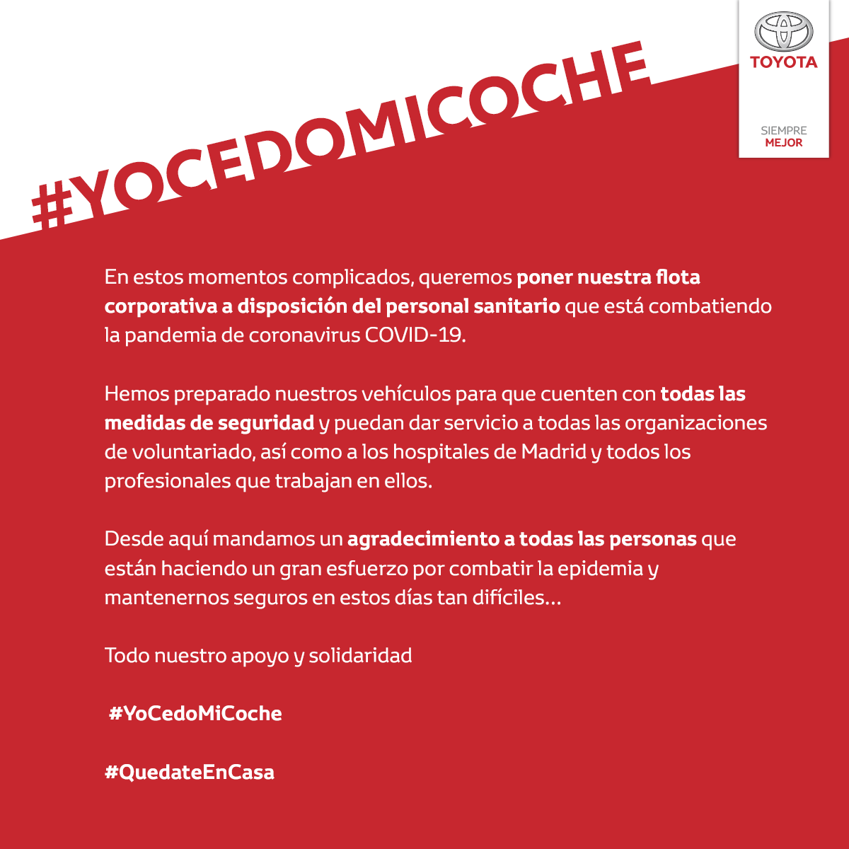 yocedomicoche